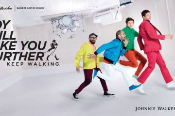 Johnnie Walker Joy Will Take You Further