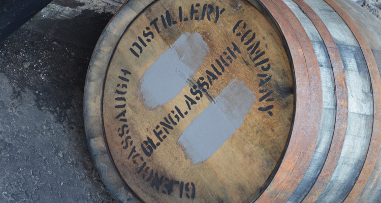 Glenglassaugh distillery