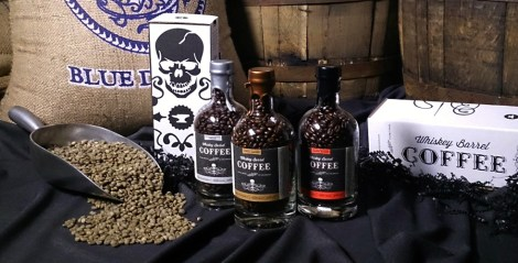 The Founder of Whisky Barrel Coffee