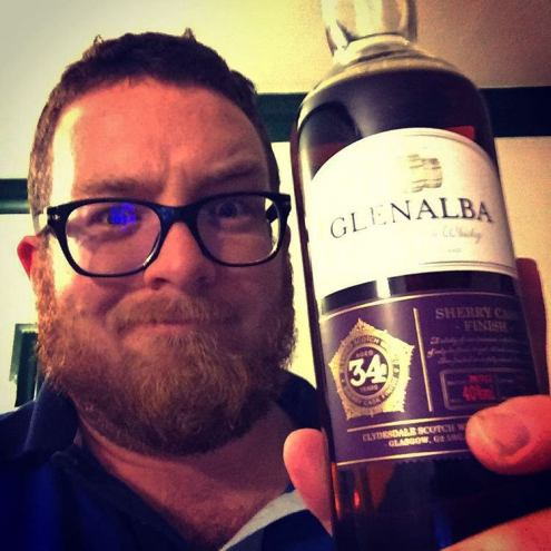 Greg Dillon with Lidl's Glenalba 34