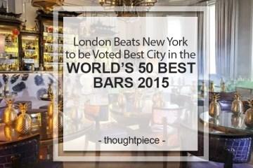 50 best bars 2015