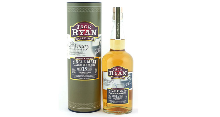 Jack Ryan 15-Year-Old Limited Edition Cask Strength