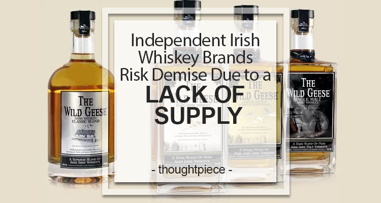 Independent Irish Whiskey Brands