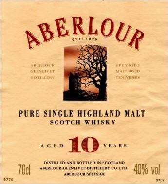 Aberlour 10