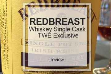 Redbreast Whiskey Single Cask