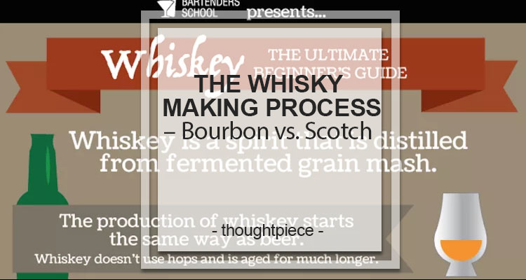 whisky making process