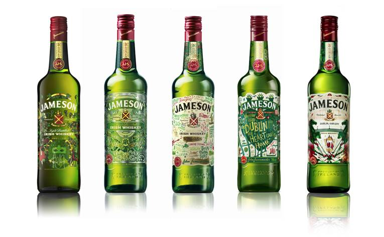 Jameson Limited Edition bottle