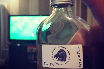 trojan whisky