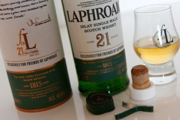 Laphroaig 21