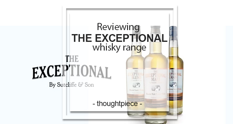 The Exceptional Range