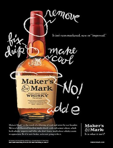 25 scotch whisky print ads
