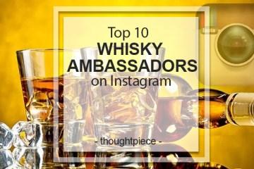 whisky ambassadors