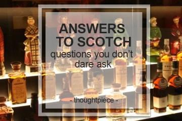 answers to scotch