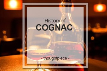 history of cognac