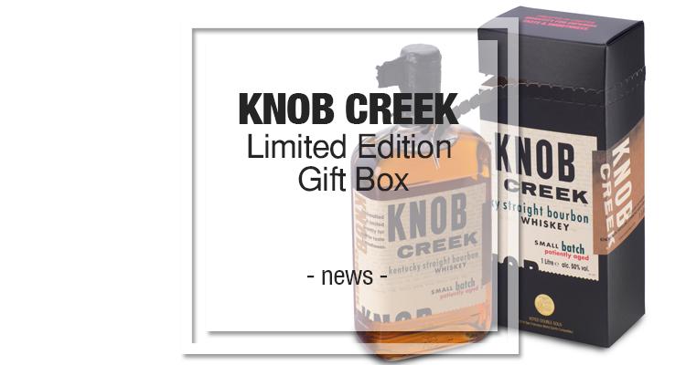 knob creek gift box