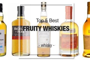 top 5 best fruity whiskies