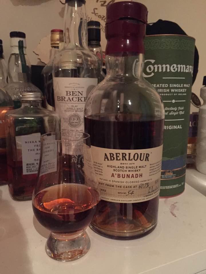 Five Scotch Whiskies under
