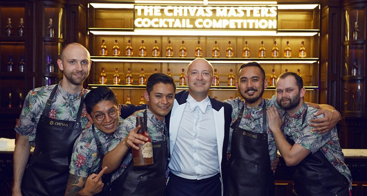 Global Chivas Master