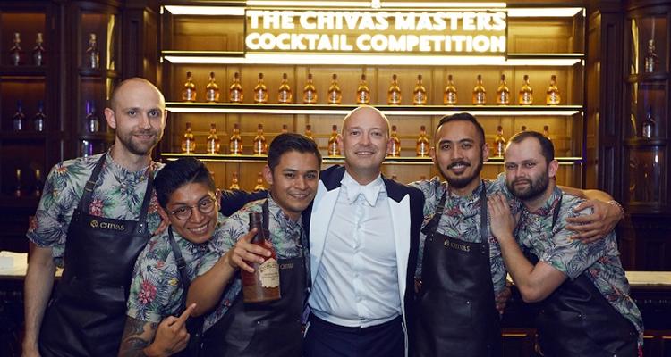 Global Chivas Master