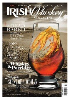 Irish whiskey magazine