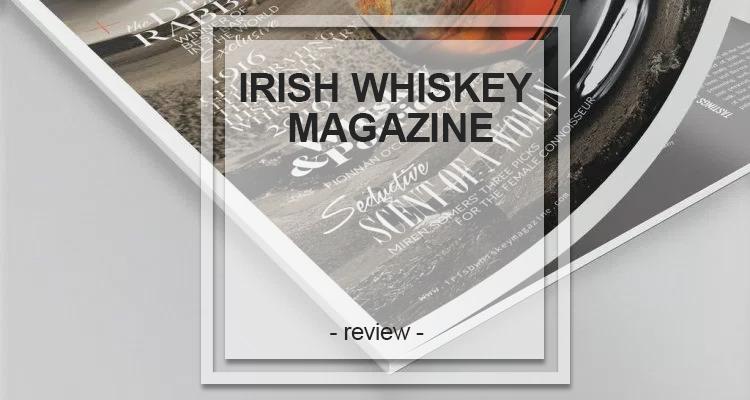 irish whisky magazine