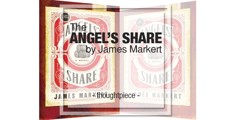 the angels share by james Markert