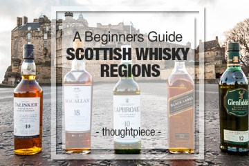 Scottish Whisky Regions