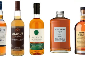 Best Whiskies Under £40