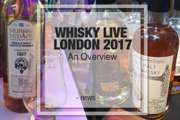 whisky live london 2017
