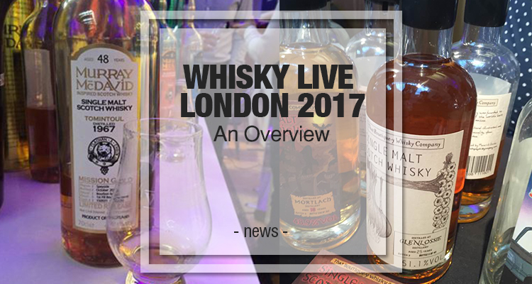 whisky live london 2017