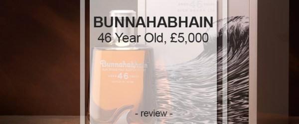 Bunnahabhain 46