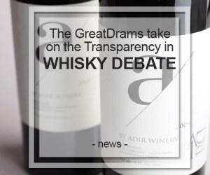 whisky debate