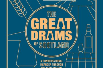 whisky book The GreatDrams of Scotland