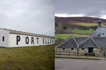 Port Ellen and Brora