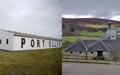 Port Ellen and Brora