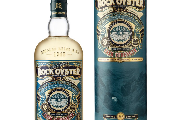 Rock Oyster Cask Strength 2