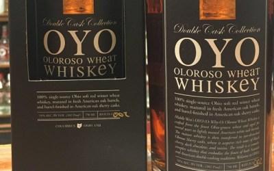 OYO Wheat Whiskey