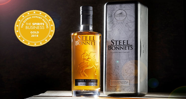 Steel Bonnets Blended Whisky