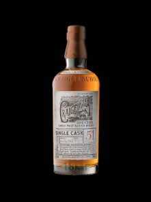 Craigellachie 51 Bottle ON BLACK