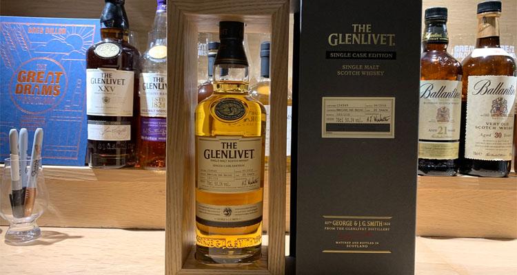 The Glenlivet Single Cask Edition 23