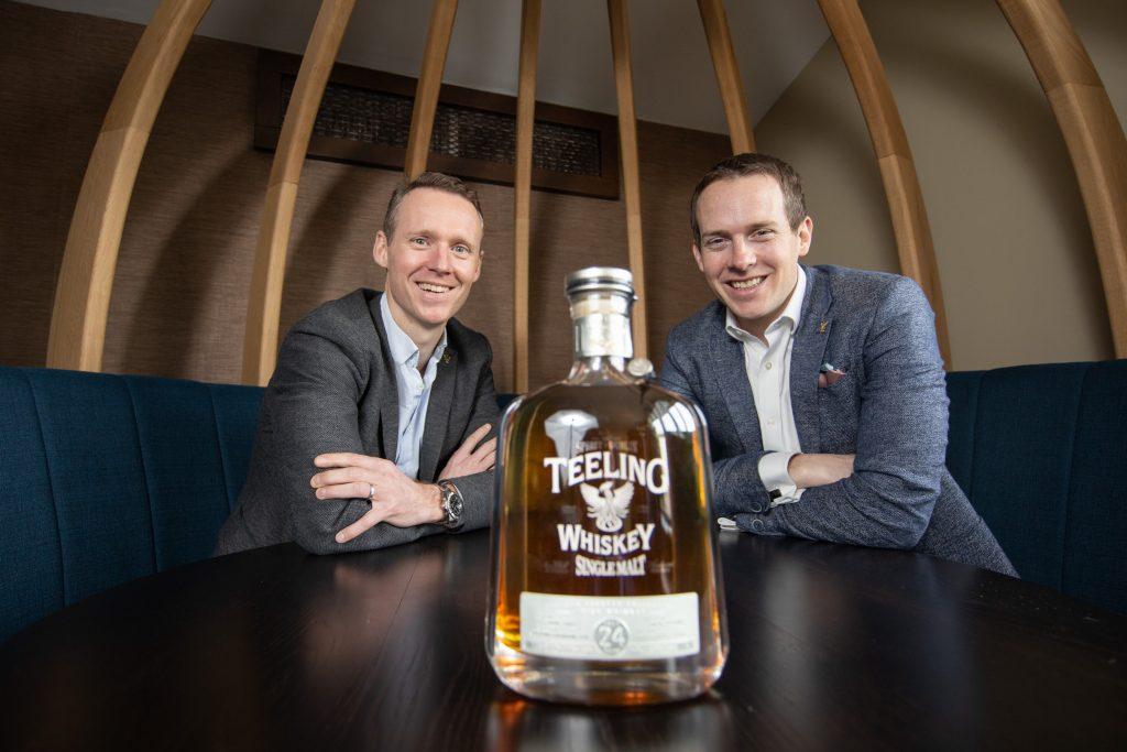 Teeling Whiskey win World's Best Single Malt award 1