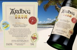 Ardbeg Drum Single Malt