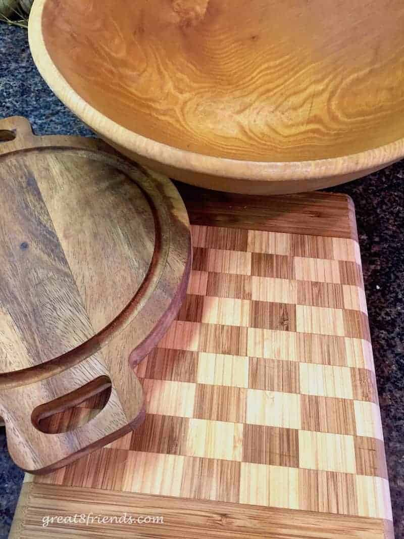 Care and Feeding of Your Wooden Kitchen Tools