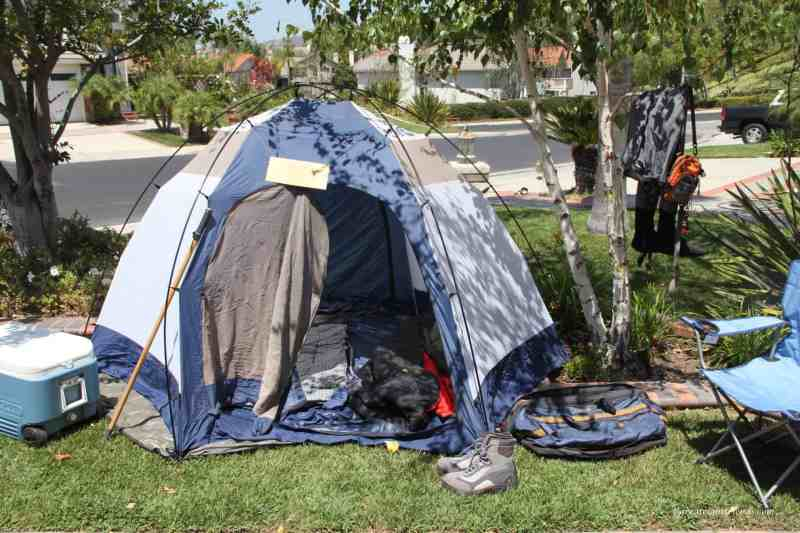 CBoomer tent