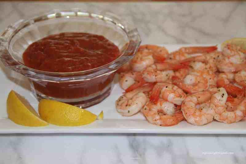 Shrimp plated1
