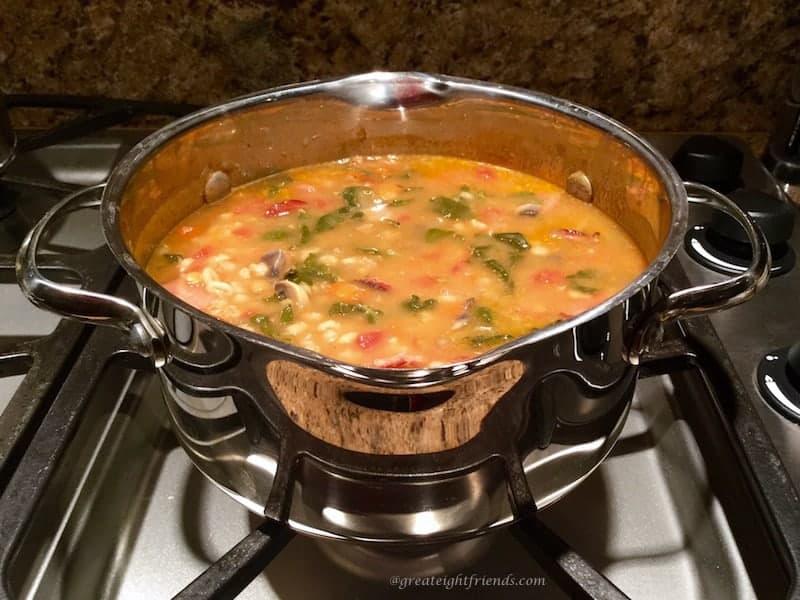 Scrapbooking Soup