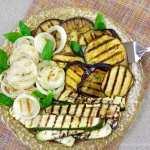 Grilled Vegetables 1