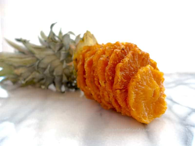 Candied Pineapple Slices 2