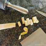 Browned Butter Squash Pasta Cutting