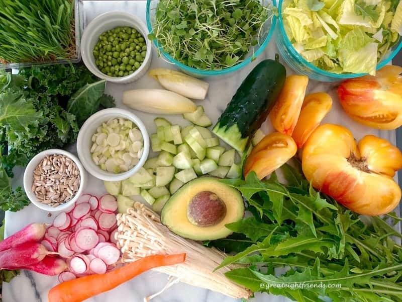 Psychedelic Salad 3